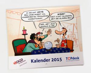 OGD Cartoonkalender 2015