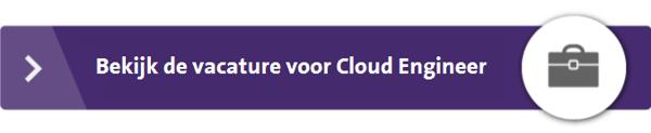 vacature cloud engineer