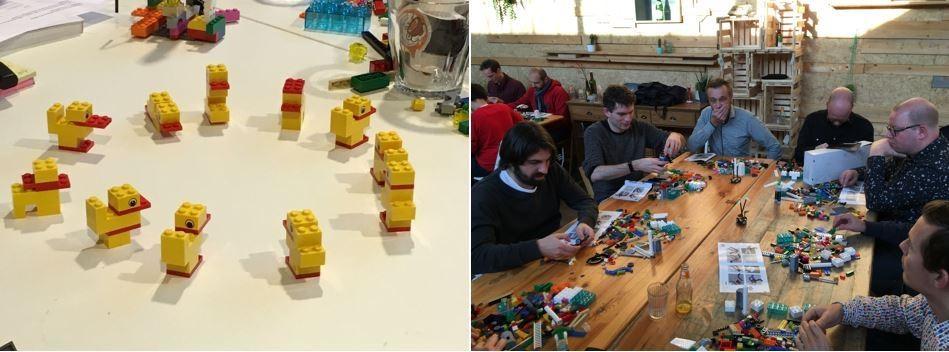 lego serious play samenwerken