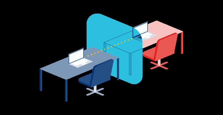 CIO tips samenwerken op afstand hybride werken corona