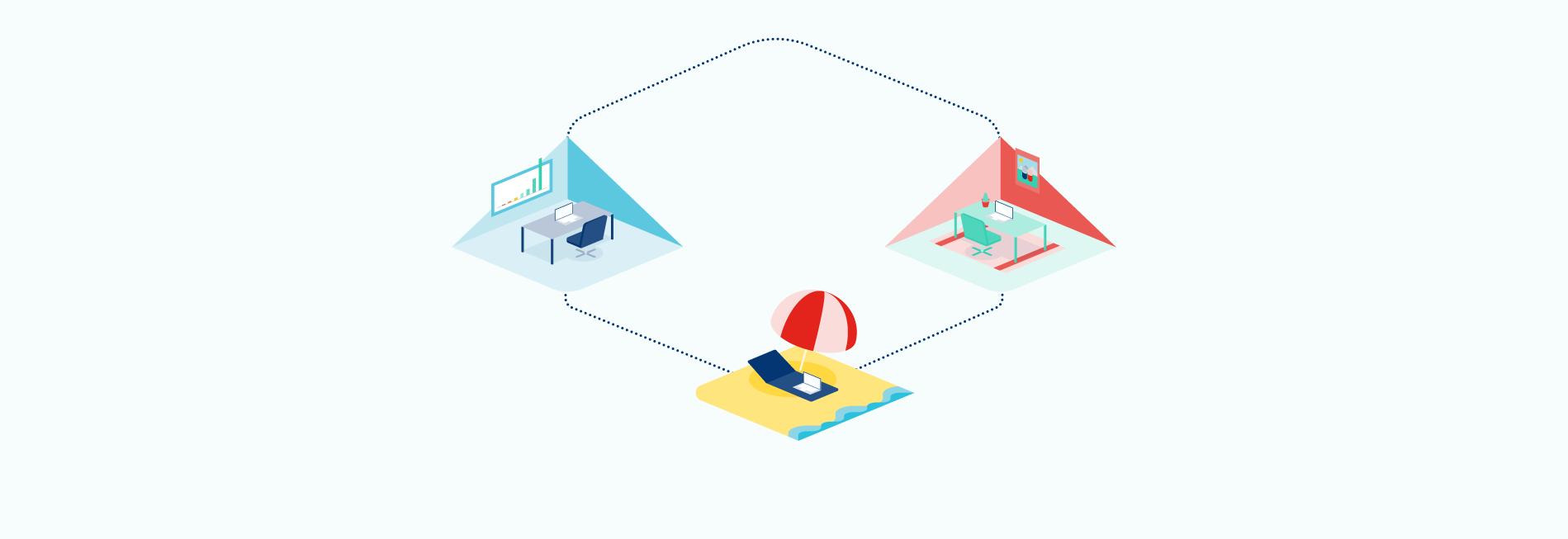 CIO tips hybride werken thuiswerken na corona